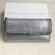 【Stella McCartneyステラマッカートニー】 Falabella Shaggy Deer Flap 長財布